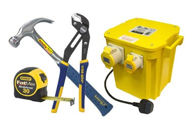 Hand Tools, Access & Site Equipment